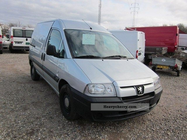peugeot expert 2 0 hdi 2006 other vans trucks up to 7 photo and specs. Black Bedroom Furniture Sets. Home Design Ideas