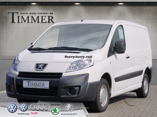 2008 Peugeot  Expert Van L1H1 1.0 HDI t Van or truck up to 7.5t Box-type delivery van photo