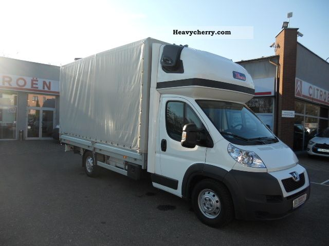 2011 Peugeot  Boxer 435 L4 OKAZJA 3.0HDI 160KM! Krajowy Van or truck up to 7.5t Other vans/trucks up to 7 photo