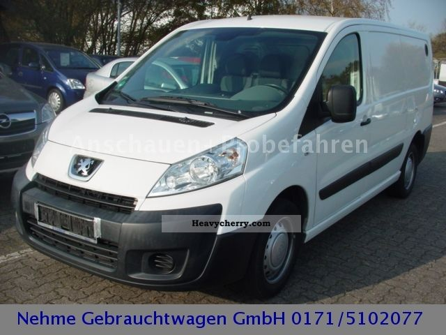 2007 Peugeot  Expert L2H1 Peugeot * Full Service History * Van or truck up to 7.5t Box-type delivery van - long photo