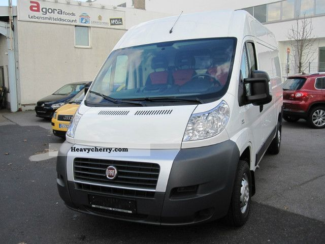 2012 Peugeot  Boxer HDi 335 L2 H2 Van or truck up to 7.5t Box-type delivery van - high and long photo