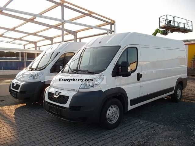 2012 Peugeot  Boxer 3.0 HDI 180 FAP 335 L3H2 AIR NAVIG. Van or truck up to 7.5t Box-type delivery van - high and long photo