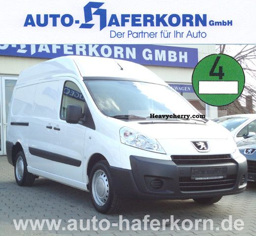 2008 Peugeot  KW Expert L2H2 HDi 120 1.2 t 2.0 * AIR * Van or truck up to 7.5t Box-type delivery van - high and long photo