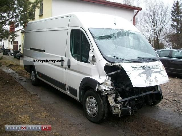 2007 Peugeot  BOXER Van or truck up to 7.5t Box-type delivery van - long photo