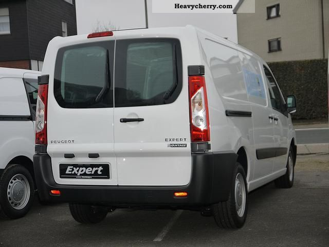 peugeot expert l2h1 panel van avantage a 2 0d 2012 box type delivery van photo and specs. Black Bedroom Furniture Sets. Home Design Ideas