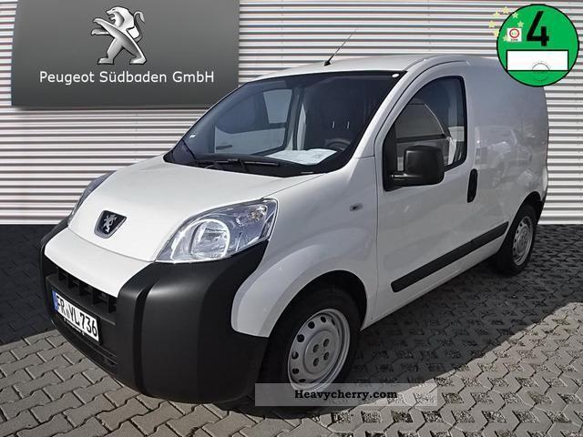 2012 Peugeot  Bipper 1.3 HDI 22 Avantge Van or truck up to 7.5t Box-type delivery van photo