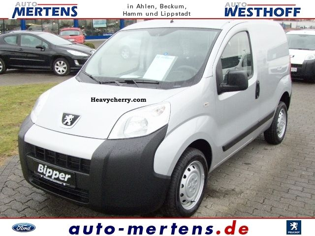 2011 Peugeot  Bipper modular dividers, sliding. right Van or truck up to 7.5t Box-type delivery van photo