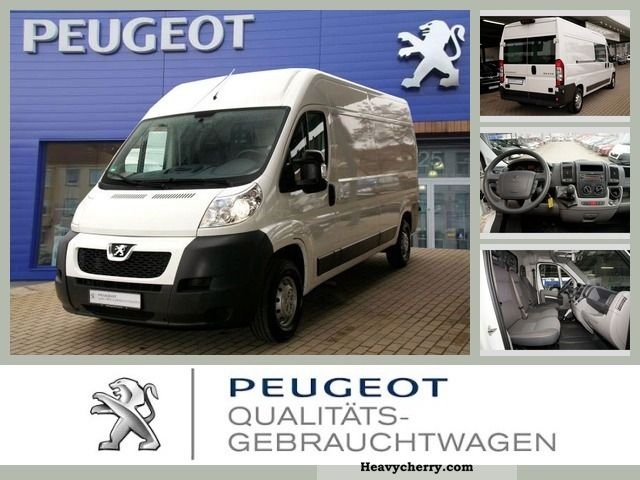 2010 Peugeot  Boxer 335 L3H2 2.2 HDI 250 Van or truck up to 7.5t Box-type delivery van - high photo