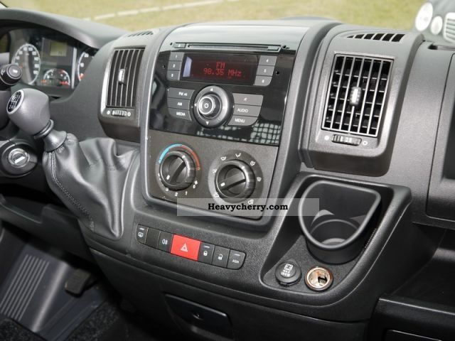 Peugeot Boxer Pickup L2 Radio Cd Central Locking Abs