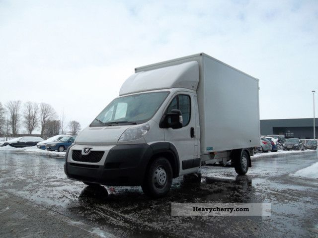 2011 Peugeot  Boxer L3 HDI 130 FAP \ Van or truck up to 7.5t Box photo