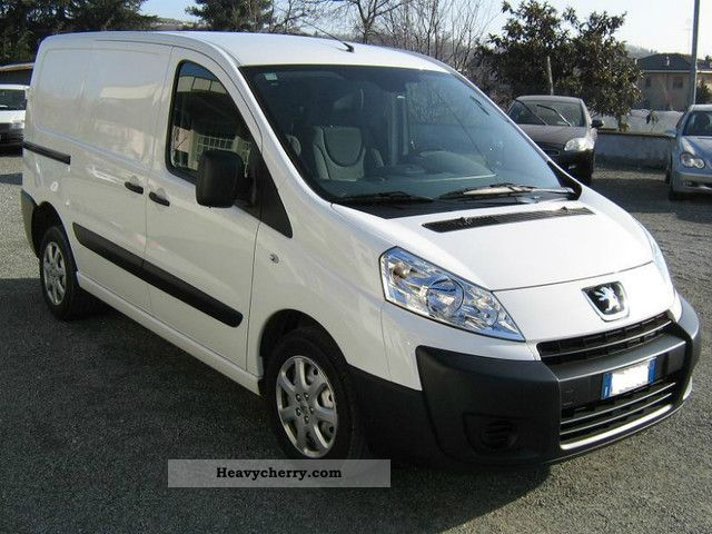 2008 Peugeot  Expert L1H1 affair 10Q 3 posti Van or truck up to 7.5t Box photo