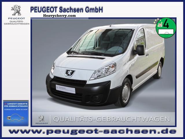 2008 Peugeot  Expert HDi 120 L1H1 2.0 box Van or truck up to 7.5t Box-type delivery van photo