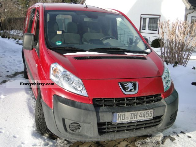 2007 Peugeot  Expert L2H1 FAP Van or truck up to 7.5t Box-type delivery van - long photo