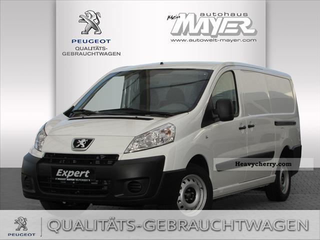 2012 Peugeot  Expert panel van L2 H1 HDI 120 Van or truck up to 7.5t Box-type delivery van photo