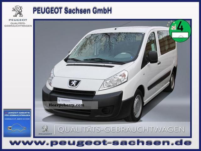 2008 Peugeot  Expert HDi 90 L1H1 Esplanade AHZV Van or truck up to 7.5t Estate - minibus up to 9 seats photo