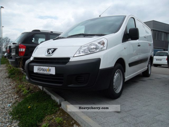 2011 Peugeot  Expert HDI 130 FAP L2 \ Van or truck up to 7.5t Box-type delivery van photo
