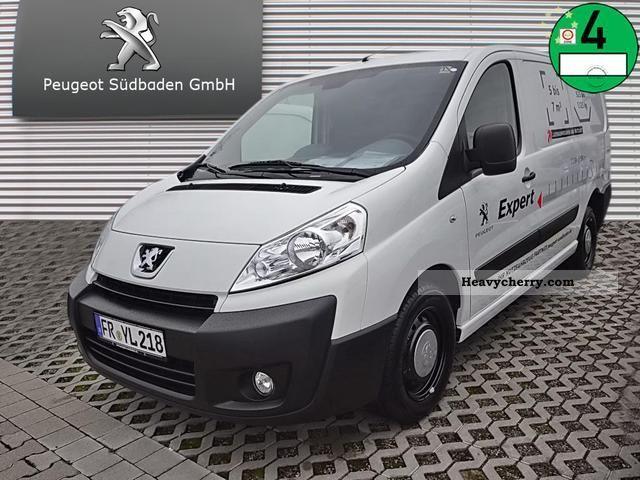 2012 Peugeot  Expert Avantage L2 12 120 66 Van or truck up to 7.5t Box-type delivery van photo