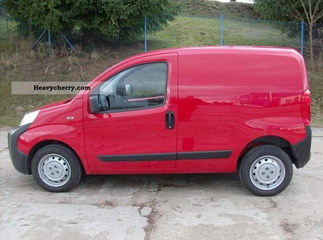 peugeot bipper furgon 75 e hdi stt 2011 box type delivery van photo and specs. Black Bedroom Furniture Sets. Home Design Ideas