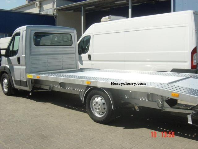 2012 Peugeot  Boxer LAWETA / aut Przewóz Van or truck up to 7.5t Breakdown truck photo