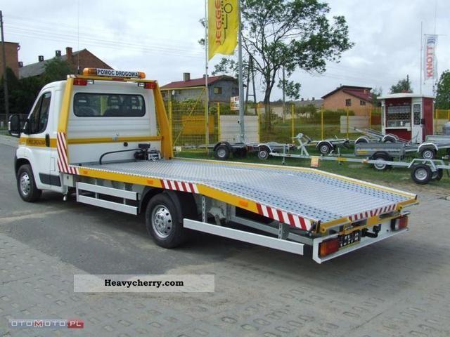2012 Peugeot  Boxer LAWETA Van or truck up to 7.5t Other vans/trucks up to 7 photo