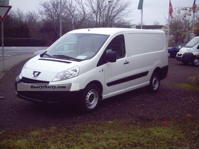 2011 Peugeot  Expert Van L2H1 1.2 t 2.0 l 165HDi FAP Van or truck up to 7.5t Box-type delivery van photo