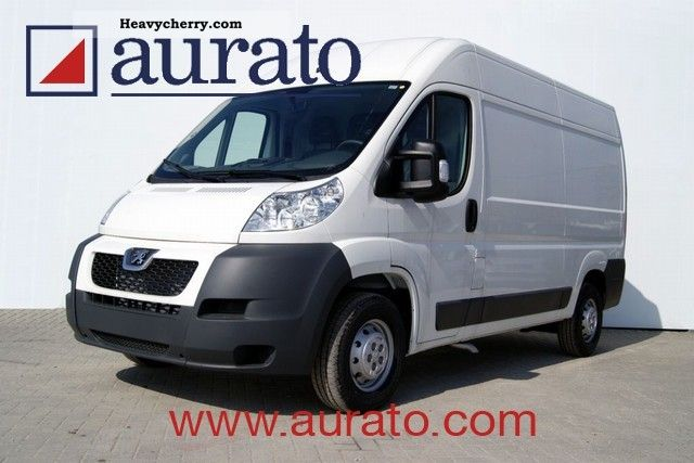 2010 Peugeot  Boxer L2H2 2.2 HDI 333 C III box Van or truck up to 7.5t Box-type delivery van - high photo