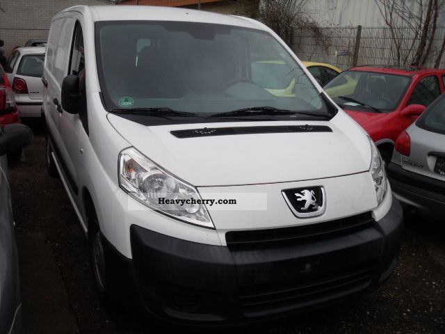 2008 Peugeot  Expert Van or truck up to 7.5t Box-type delivery van photo