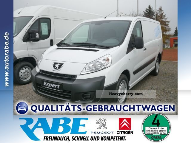 2011 Peugeot  Expert 2.0 HDi L2H1 1.2 t Van or truck up to 7.5t Box-type delivery van photo