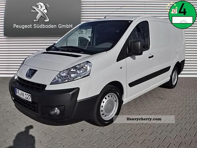 2011 Peugeot  Expert Avantage 120 L2 12 Van or truck up to 7.5t Box-type delivery van photo