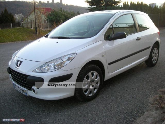 2006 Peugeot  307 Truck 1.6 HDI CLIMATE Van or truck up to 7.5t Other vans/trucks up to 7 photo