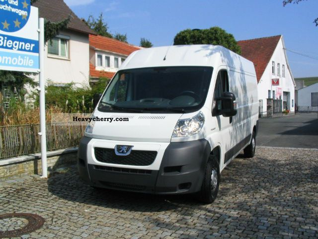 2011 Peugeot  Boxer 335 L2H2 2.2 150 HDI Van or truck up to 7.5t Box-type delivery van - high photo