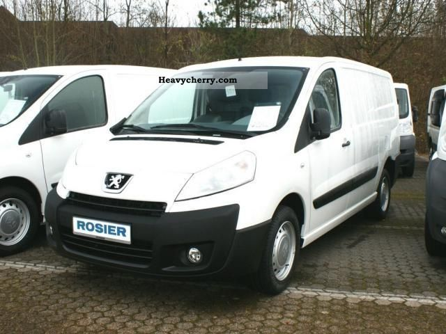 2012 Peugeot  Expert 2.0 HDi L2 H1 Avantage Van or truck up to 7.5t Box-type delivery van photo