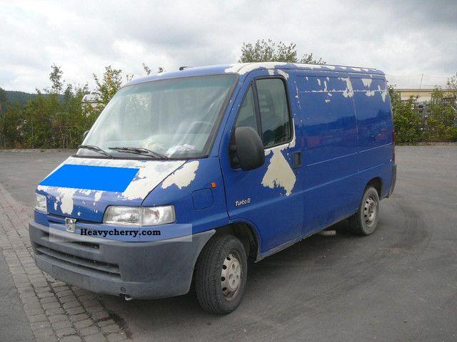 2000 Peugeot  230 L van Van or truck up to 7.5t Box-type delivery van photo