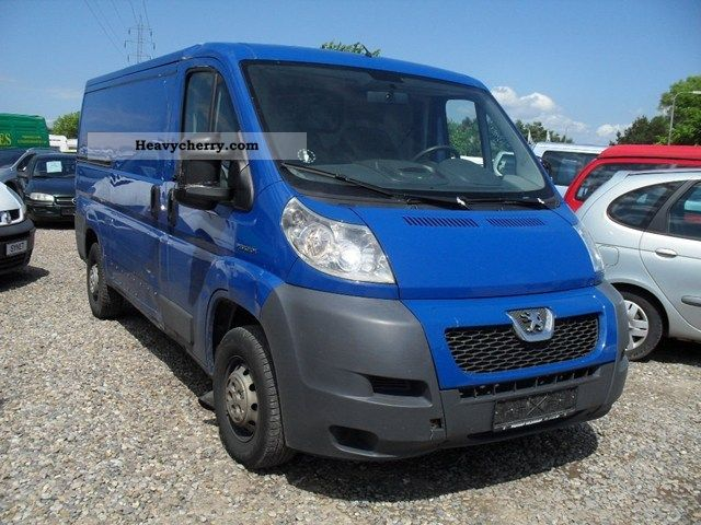 2007 Peugeot  Boxer 330 L2H1 2.2 HDi 100 Van or truck up to 7.5t Other vans/trucks up to 7 photo