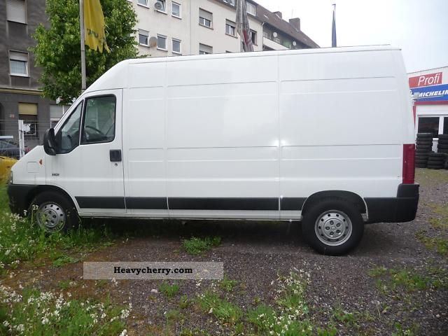 Peugeot Boxer 350 Lh 2 8 Hdi L2 H2 2004 Box Type Delivery
