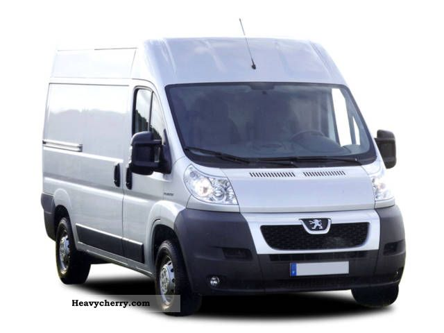 2011 Peugeot  Boxer 2.2 HDi 33 L2H2 100 HP 11.5 m3/second, AIR Van or truck up to 7.5t Box-type delivery van - high photo