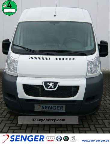 2011 Peugeot  35 Boxer L2H2 HDI FAP AIR cars Van or truck up to 7.5t Refrigerator box photo