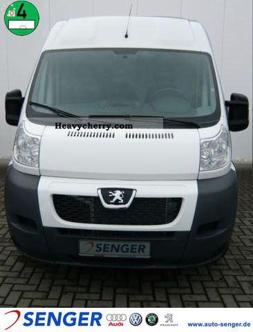 2011 Peugeot  35 Boxer L2H2 HDI FAP cars 0 ° Van or truck up to 7.5t Refrigerator box photo