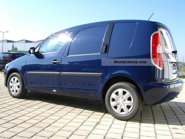 skoda practice vans 1 2 tsi 63 kw 5 2011 other vans trucks up to 7 photo and specs. Black Bedroom Furniture Sets. Home Design Ideas