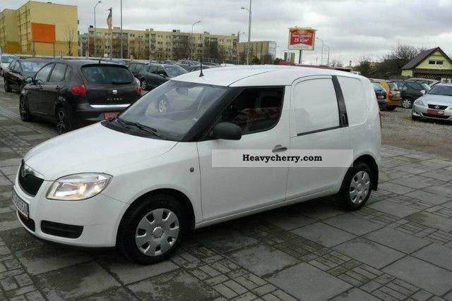 skoda roomster practice serwis f orders already 2008 other vans trucks up to 7 photo and specs. Black Bedroom Furniture Sets. Home Design Ideas