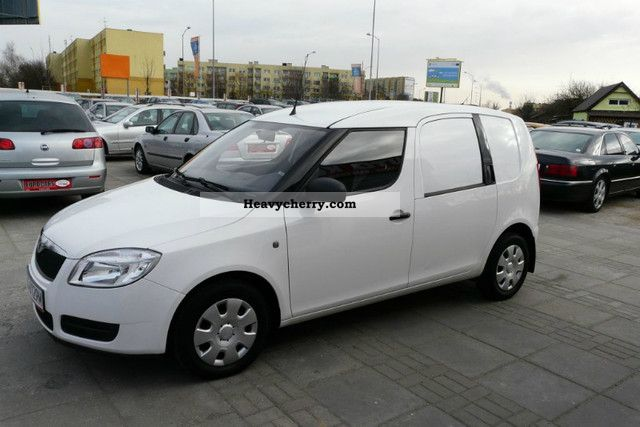 skoda roomster practice 2008 other vans trucks up to 7 photo and specs. Black Bedroom Furniture Sets. Home Design Ideas