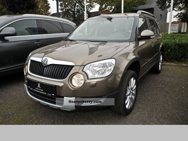 skoda yeti 4x4 2011 box type delivery van photo and specs. Black Bedroom Furniture Sets. Home Design Ideas