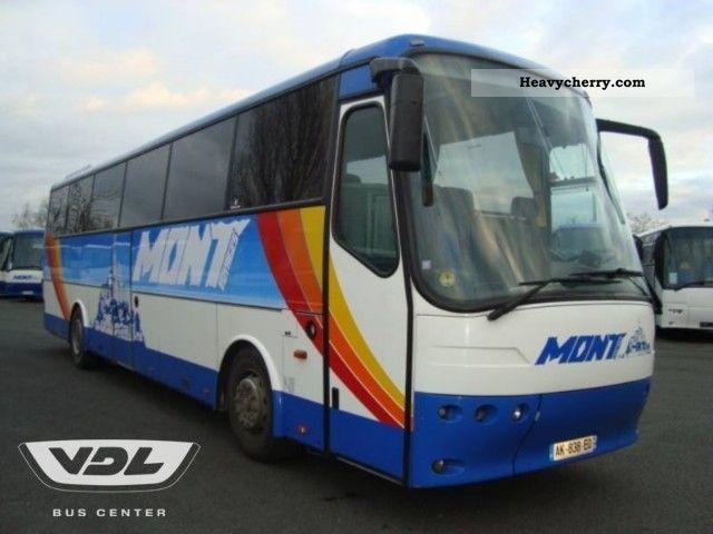 2003 VDL BOVA  Futura FHD 12-380 Coach Coaches photo