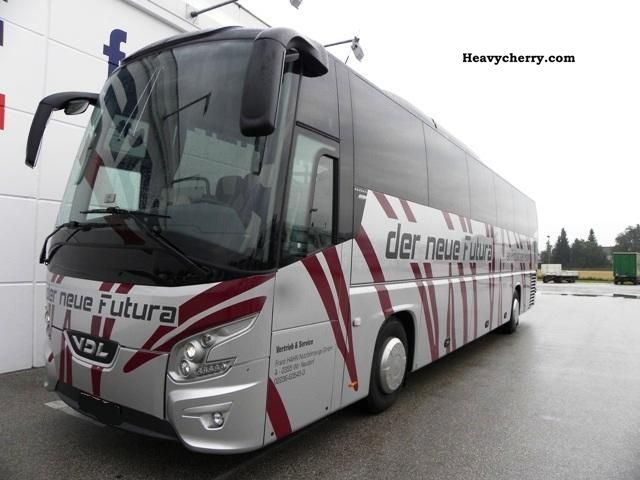 2011 VDL BOVA  Futura 2 Coach Coaches photo