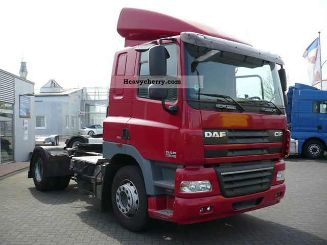 Heavy Truck Pto : Daf cf as tronic pto standard tractor