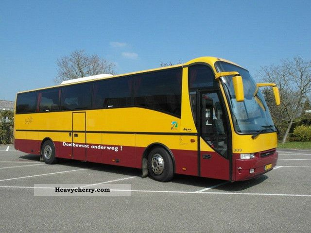 2001 DAF  Axial 50 Coach Coaches photo