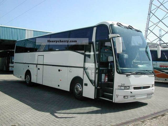 Daf Sb 3000 Berkhof Axial 70 1999 Coaches Photo And Specs