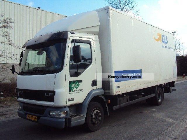 2006 DAF  LF45-150 Truck over 7.5t Box photo