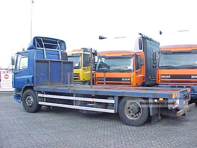Daf Fa75 240 1998 Stake Body Truck Photo And Specs