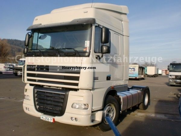 2012 DAF  105 XF 460 from 1.140, - € / month Semi-trailer truck Standard tractor/trailer unit photo